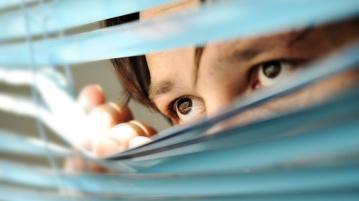 Detektiv beobachtet