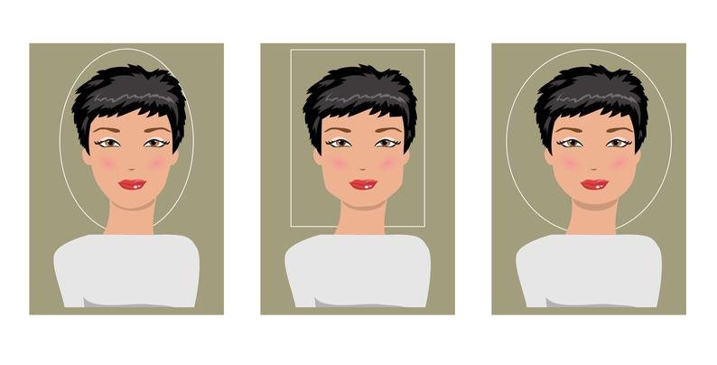 Top Oder Flop Die Richtige Frisur Für Jeden Gesichtstyp Hukendu