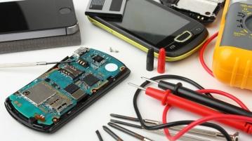 Reparatur Handy Innenleben
