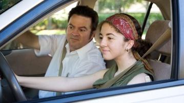 Fahrstunde Mädchen