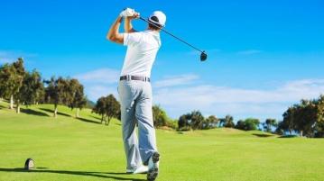 Golfstunde