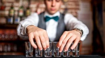 Barkeeper Junggesellenabschied